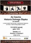Za Czecha Plakat