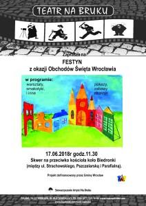 Festyn na Ołtaszynie Święto W-wia 17.06.2018